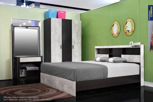 ชุดห้องนอน PERFECT LOFT6FT