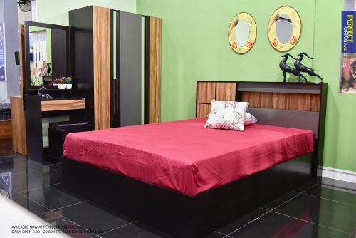 ชุดห้องนอน PERFECT MEGAN 5FT.