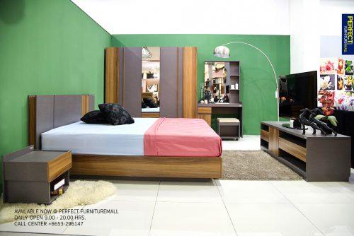 ชุดห้องนอน PERFECT PARIS