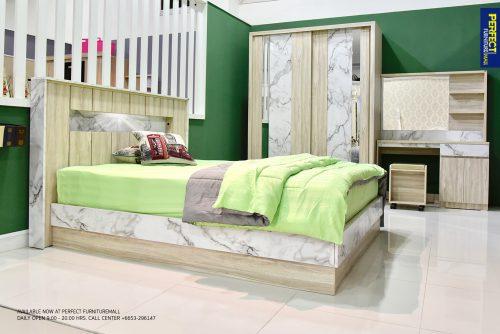 ชุดห้องนอน PERFECT STONE 5FT.