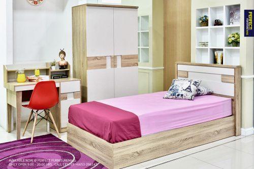 ชุดห้องนอน PERFECT YOUNG 3.5FT.