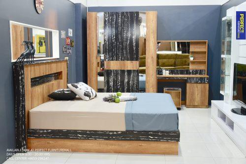 ชุดห้องนอน PERFECT STONE 6FT.