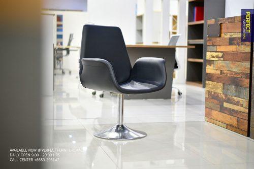 เก้าอี้Fancyดำ