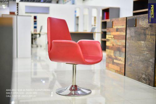เก้าอี้Fancyแดง