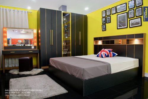 ชุดห้องนอนBlackGold3