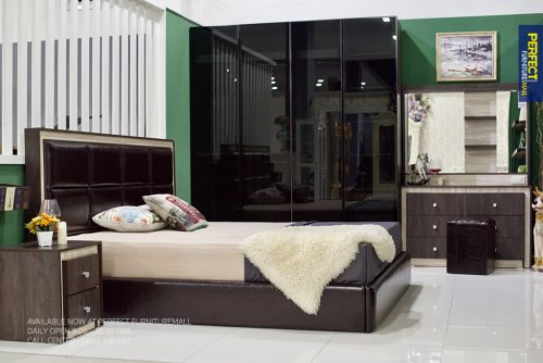 ชุดห้องนอนBravia1