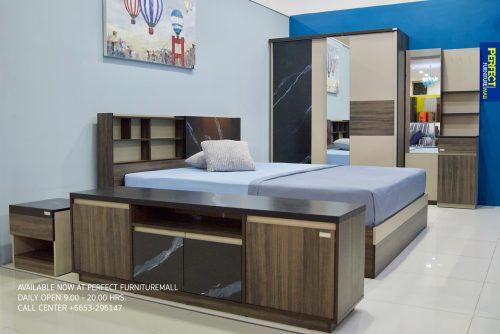 ชุดห้องนอนNewExite6ft2