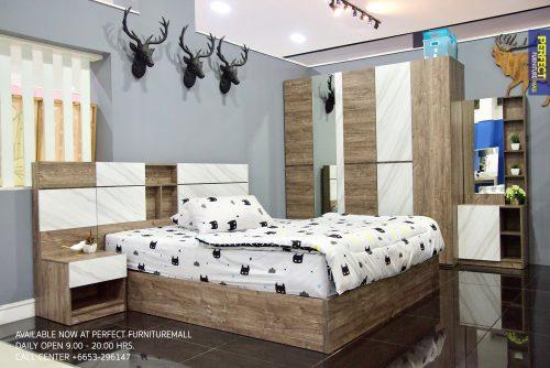 ชุดห้องนอนOrganic1